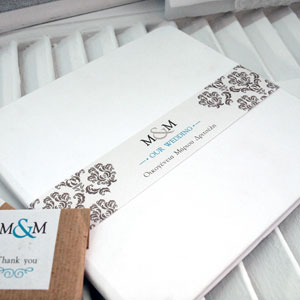 HARD COVER INVITATIONS